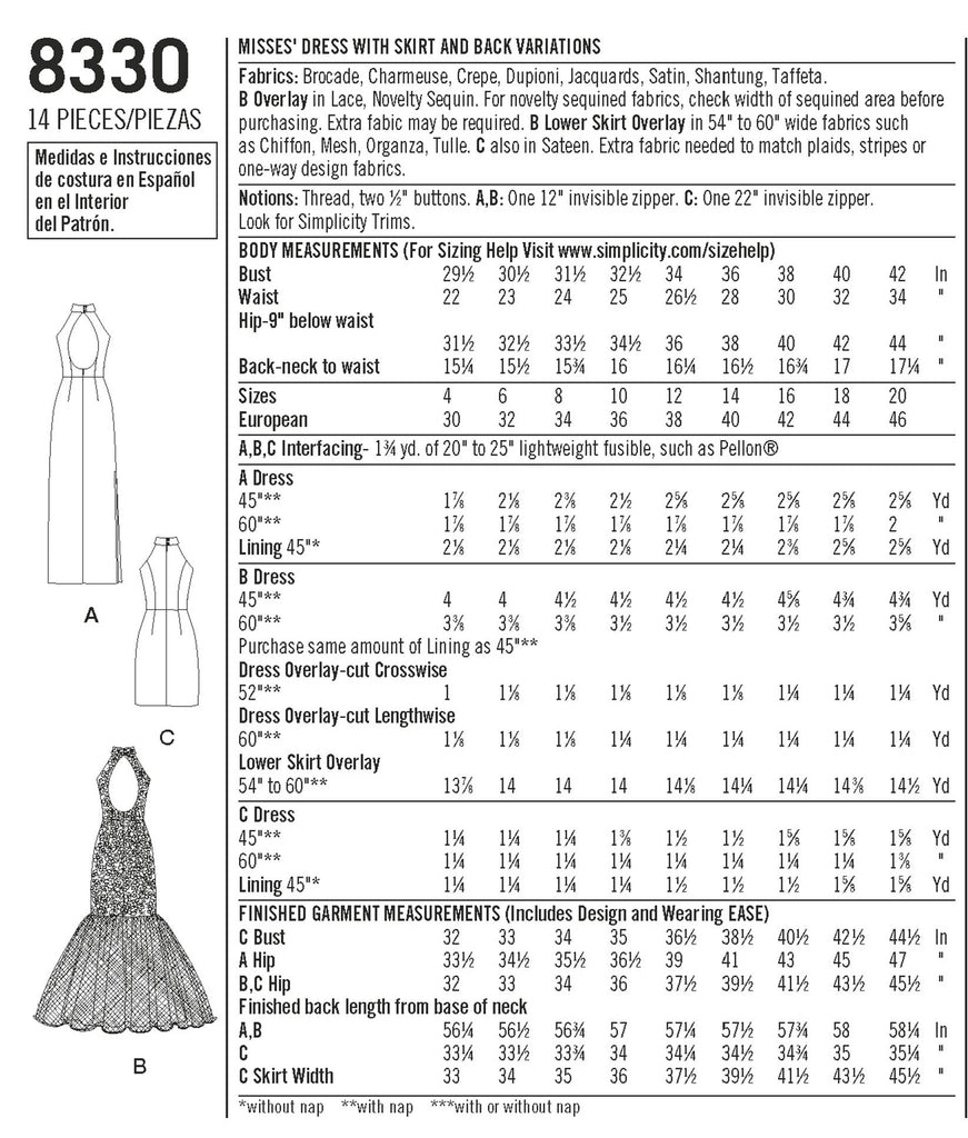 Simplicity Sewing Patterns – Tagged \