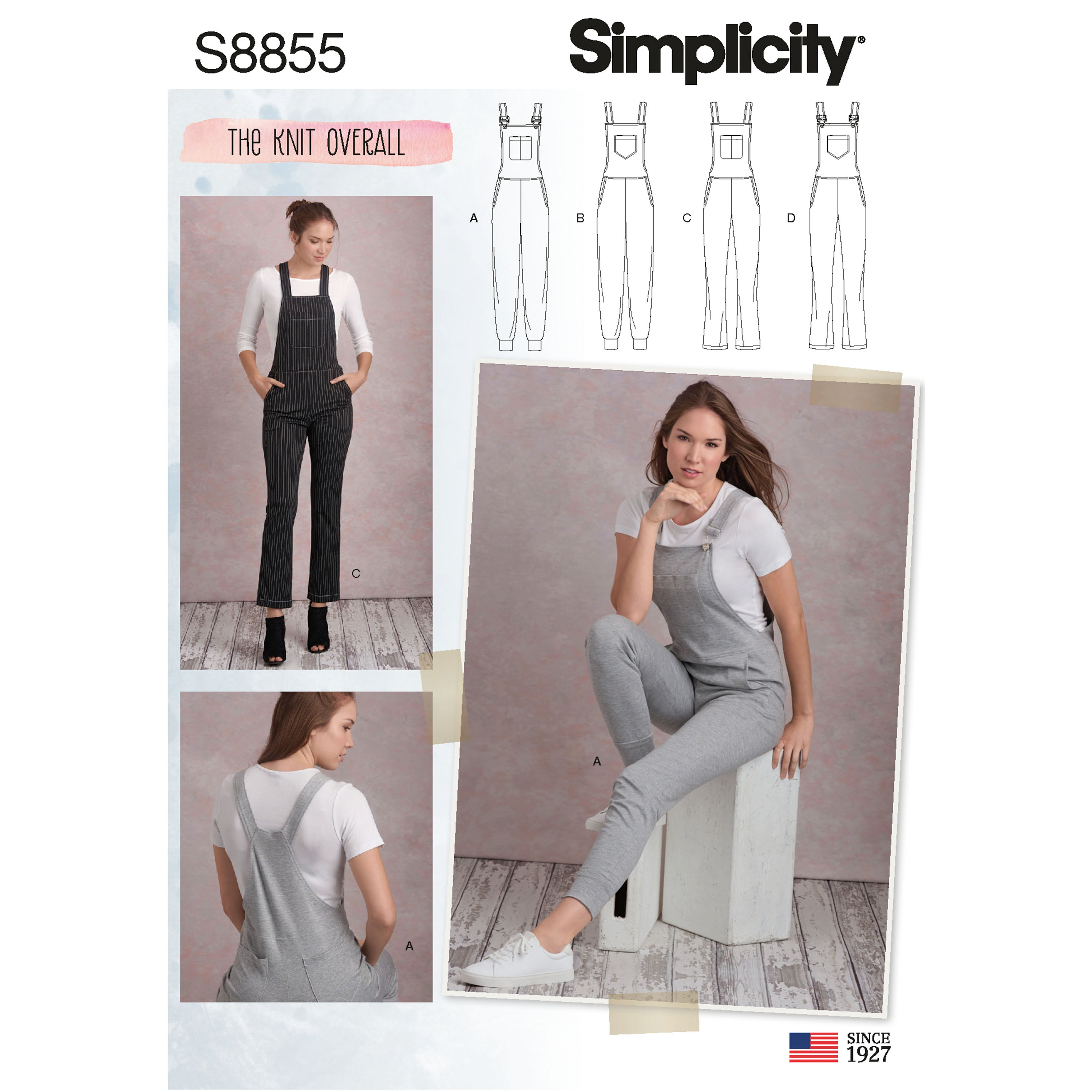 Sewing Patterns Jumpsuit