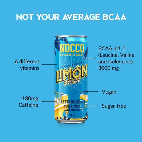nocco malaysia not your average BCAA