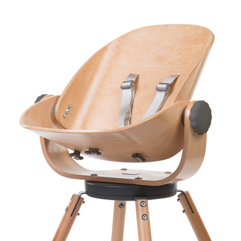Evolu Newborn Seat - Natural/Anthracite