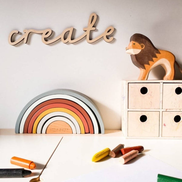 Word Sign - Create