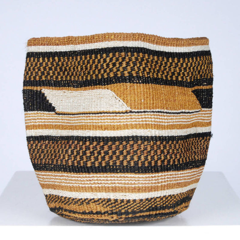 Fine Weave Geometric Baskets