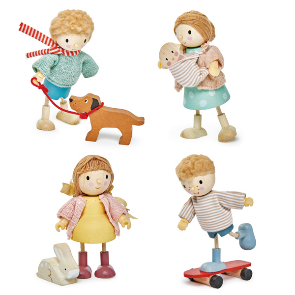 Goodwood Doll Family