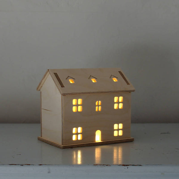 Welsh Cottage Light