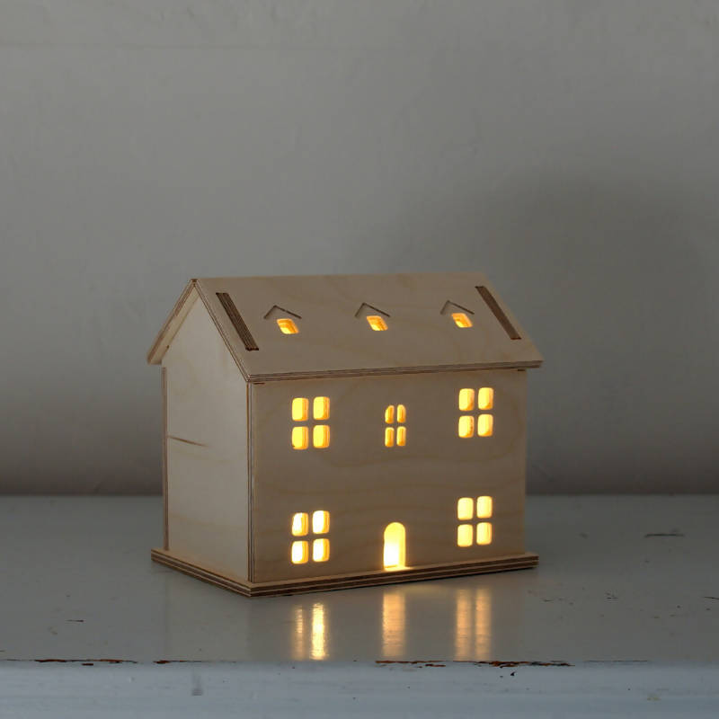 Welsh Cottage Light fairy light