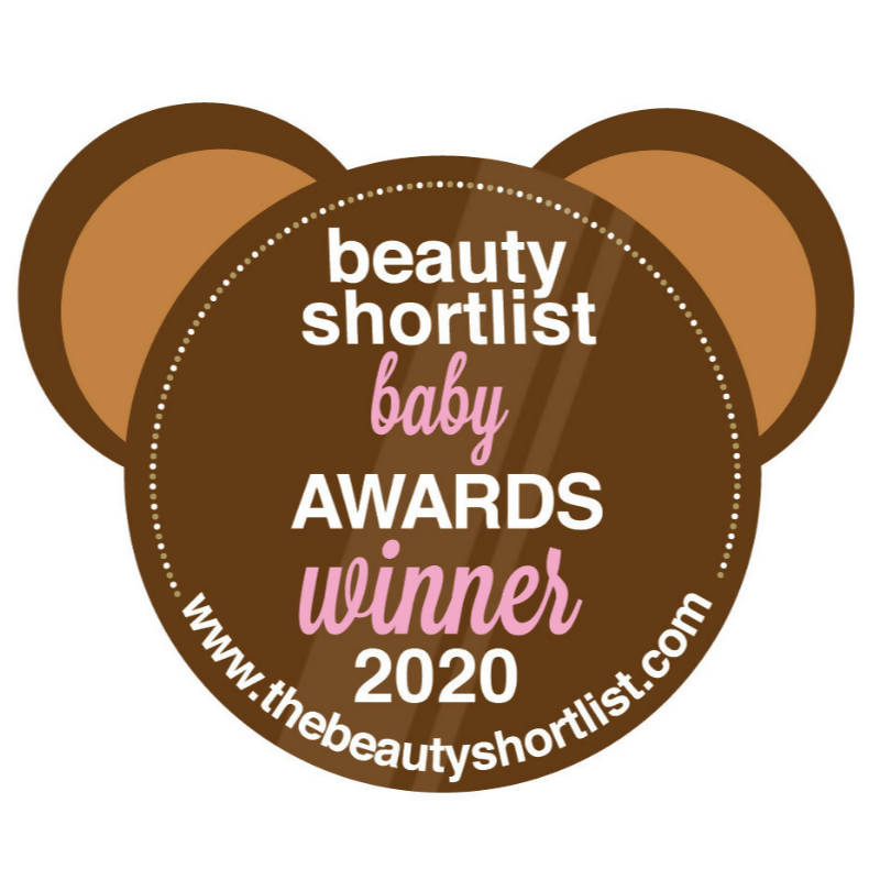 beauty shortlist baby awards winner 2020
