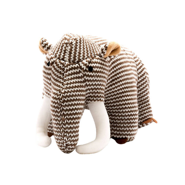Knitted Woolly Mammoth