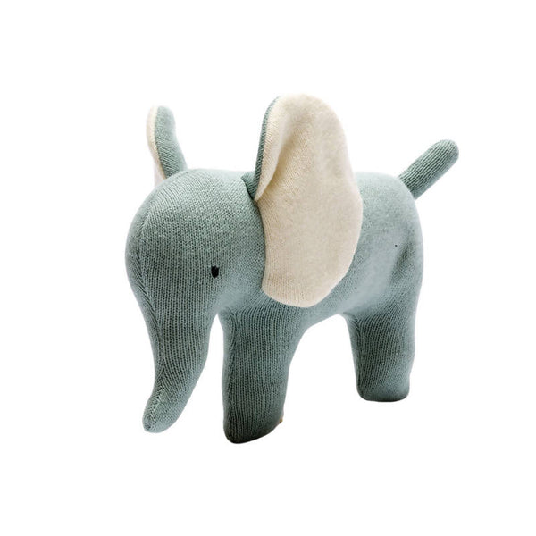 Little Organic Knitted Elephant