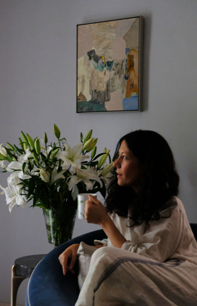 At Home With… Radhika Chopra