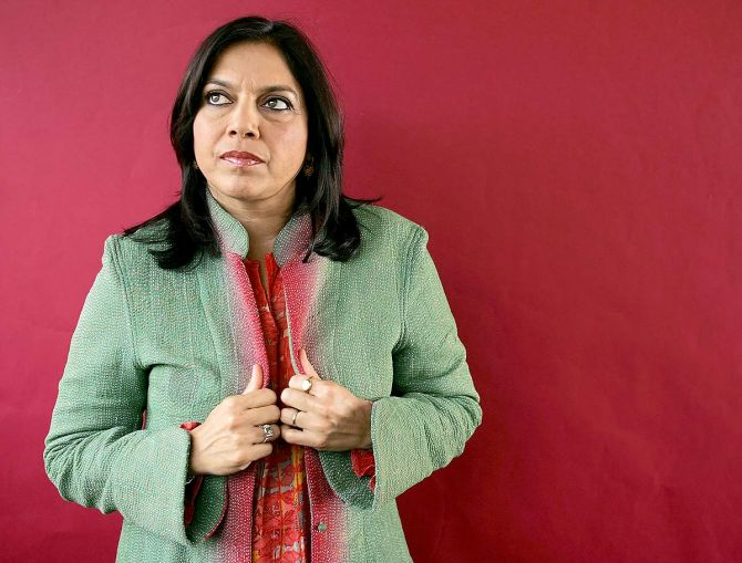 At Home With… Mira Nair