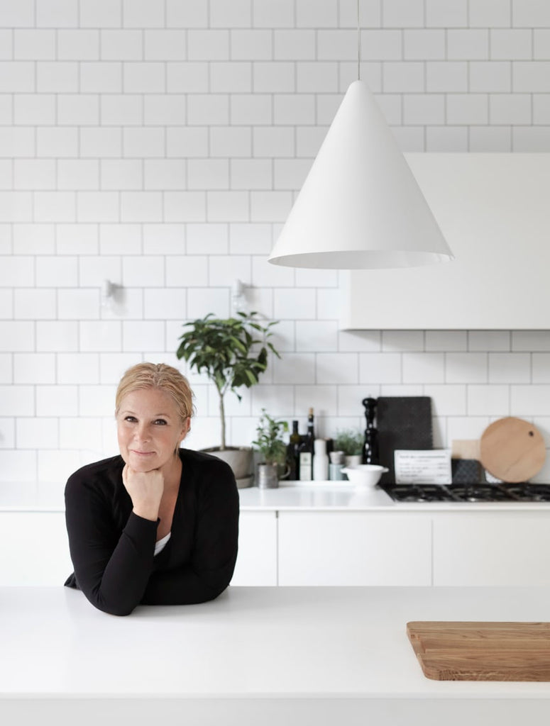 At Home With... Lotta Agaton