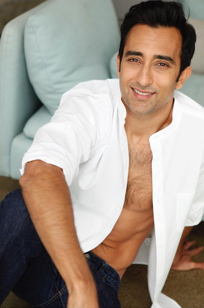 In Bed With... Rahul Khanna