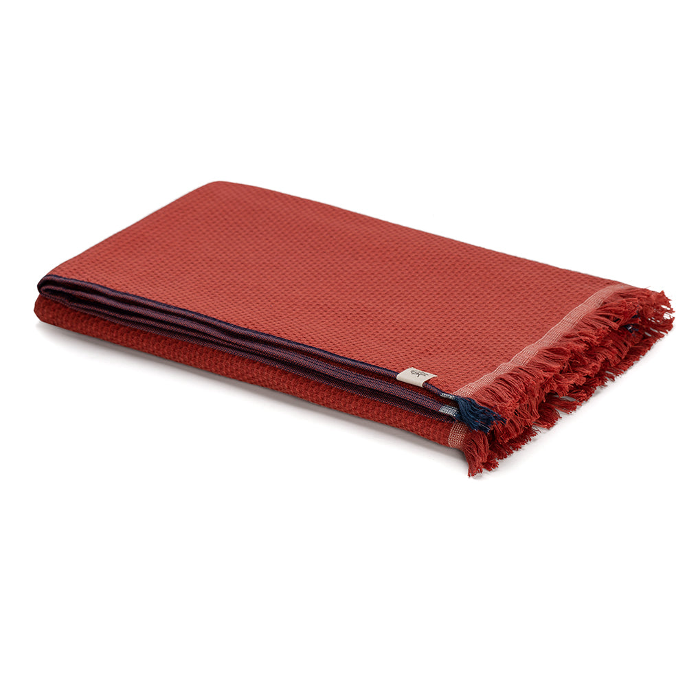 Spice Red / Bath Towel