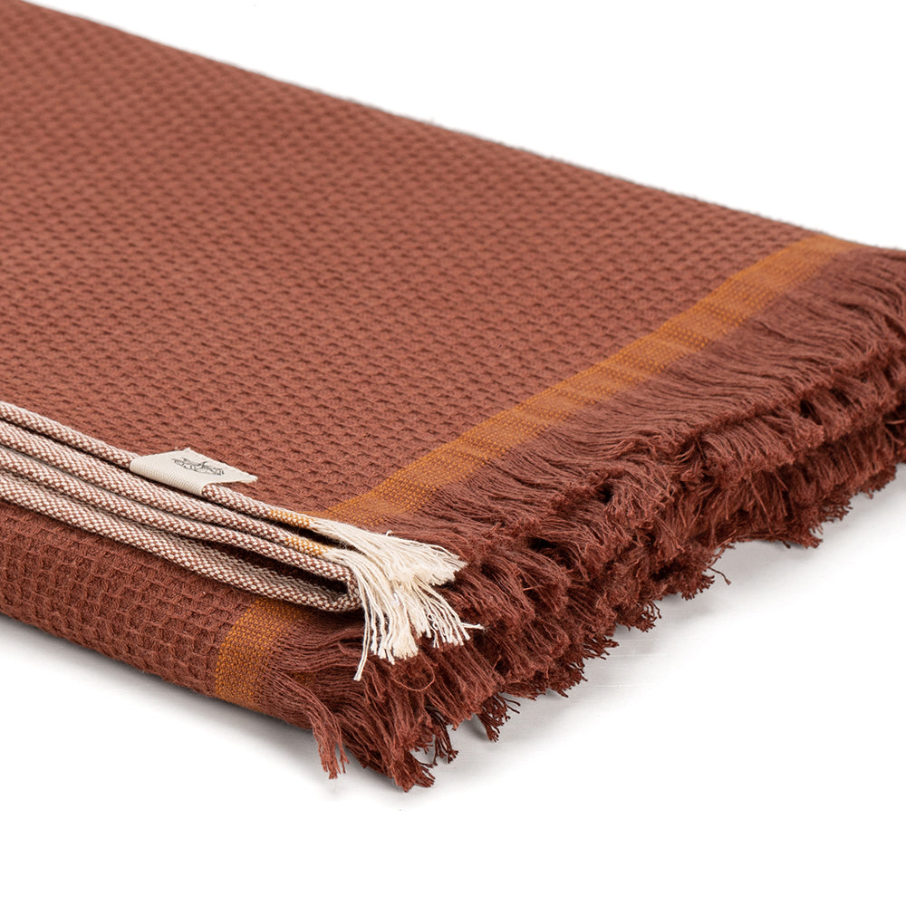 Mud Brown / Bath Towel