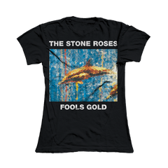 FOOLS GOLD BLACK T-SHIRT