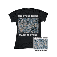 MADE OF STONE T-SHIRT + PRINT