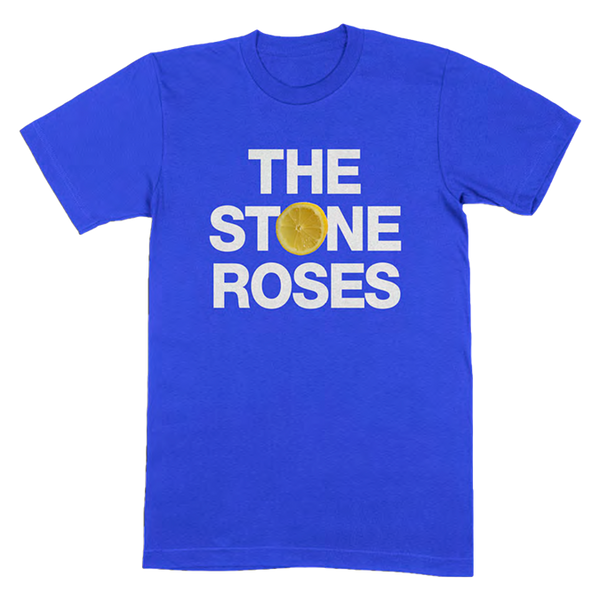 STONE ROSES ROYAL LOGO T SHIRT