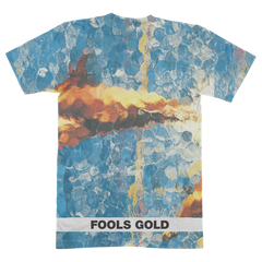 FOOLS GOLD ALL OVER T-SHIRT