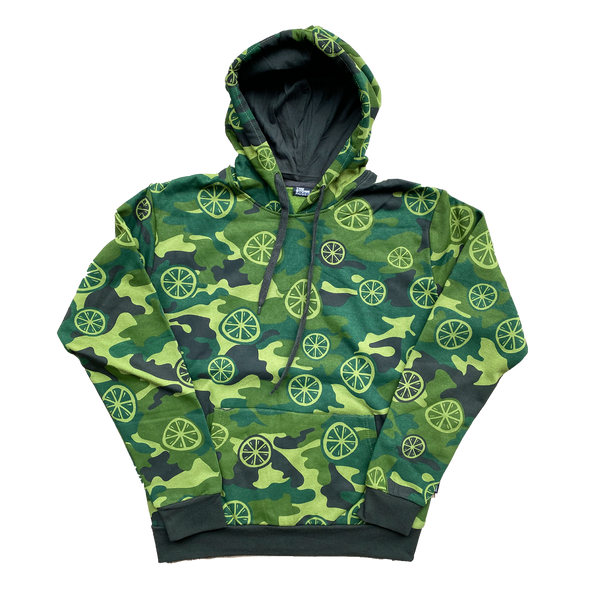 LEMON HOODY CAMO