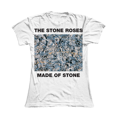 MADE OF STONE WHITE T-SHIRT