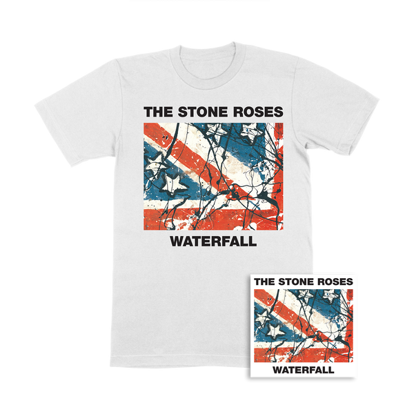 WATERFALL T-SHIRT + PRINT