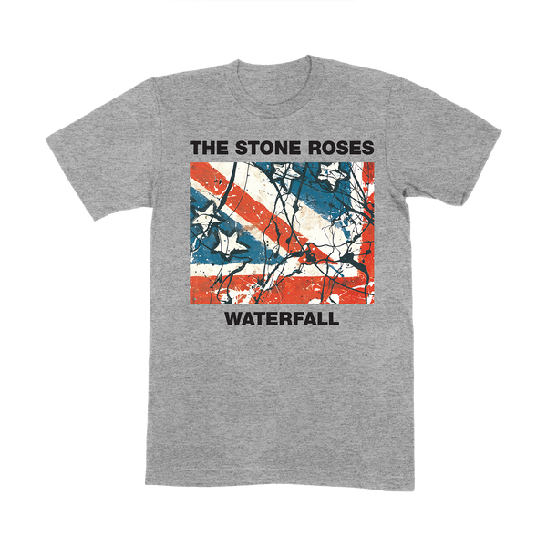 WATERFALL GREY T-SHIRT
