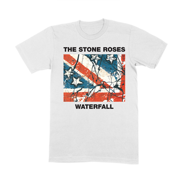 WATERFALL WHITE T-SHIRT