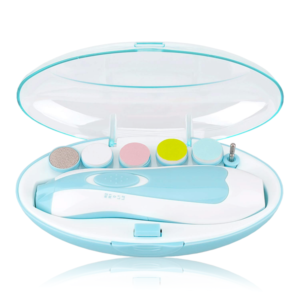 BabiesHands™ | Premium LED Baby Nail Trimmer Set