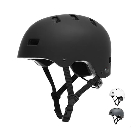 Skateboard Helmet Adult Kids-Adjustable Dial Bike/Skate/Multi-Sport Helmet Women Menwith 10 Vents - Vihir