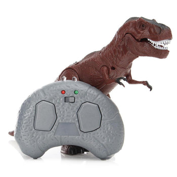 remote dinosaur toy