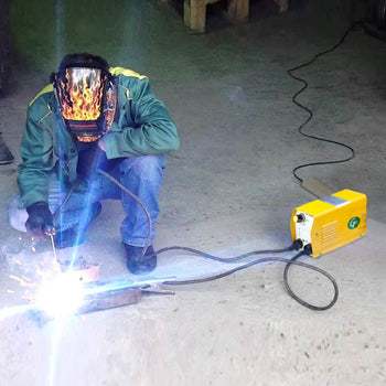 Electric Welding Resistance Mini Machine