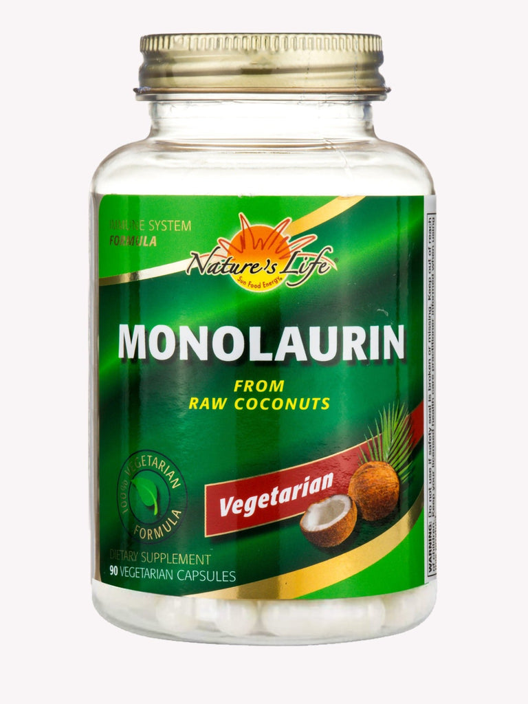 Monolaurin - natural lauric acid