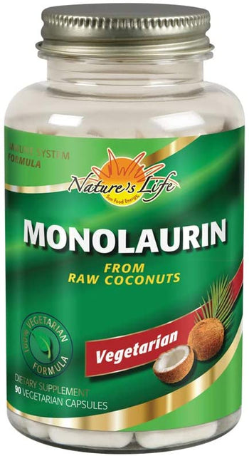 Monolaurin herbal supplements