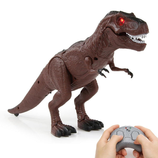 wireless remote control dinosaur