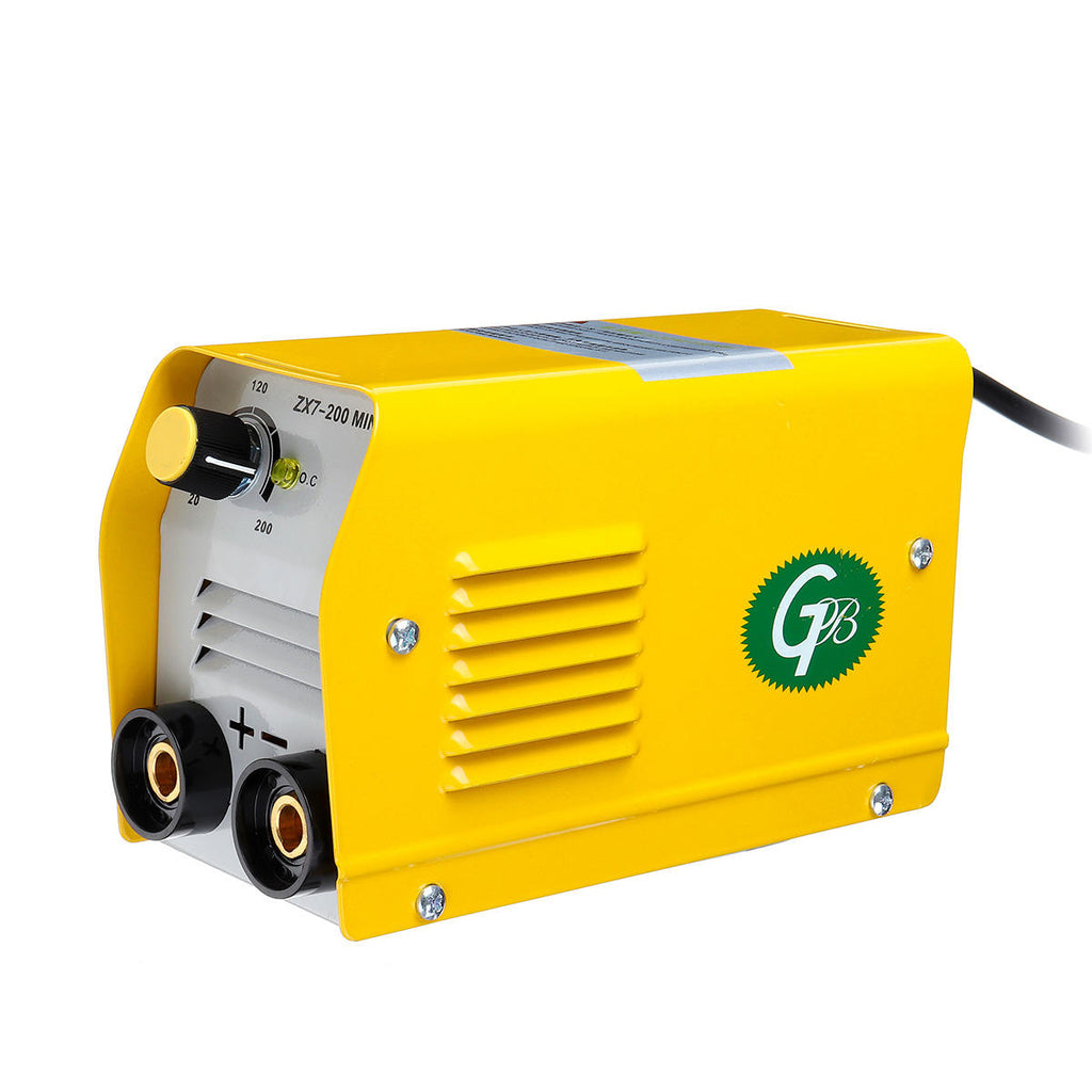 Mini electric welding machine