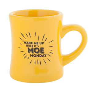 Wake Me Up Monday Mug