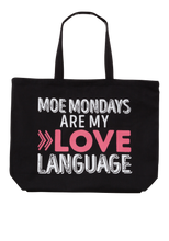 Load image into Gallery viewer, Moe's Love Language Tote