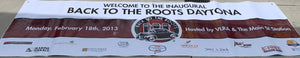 The Inaugural Back to the Roots Banner 2013