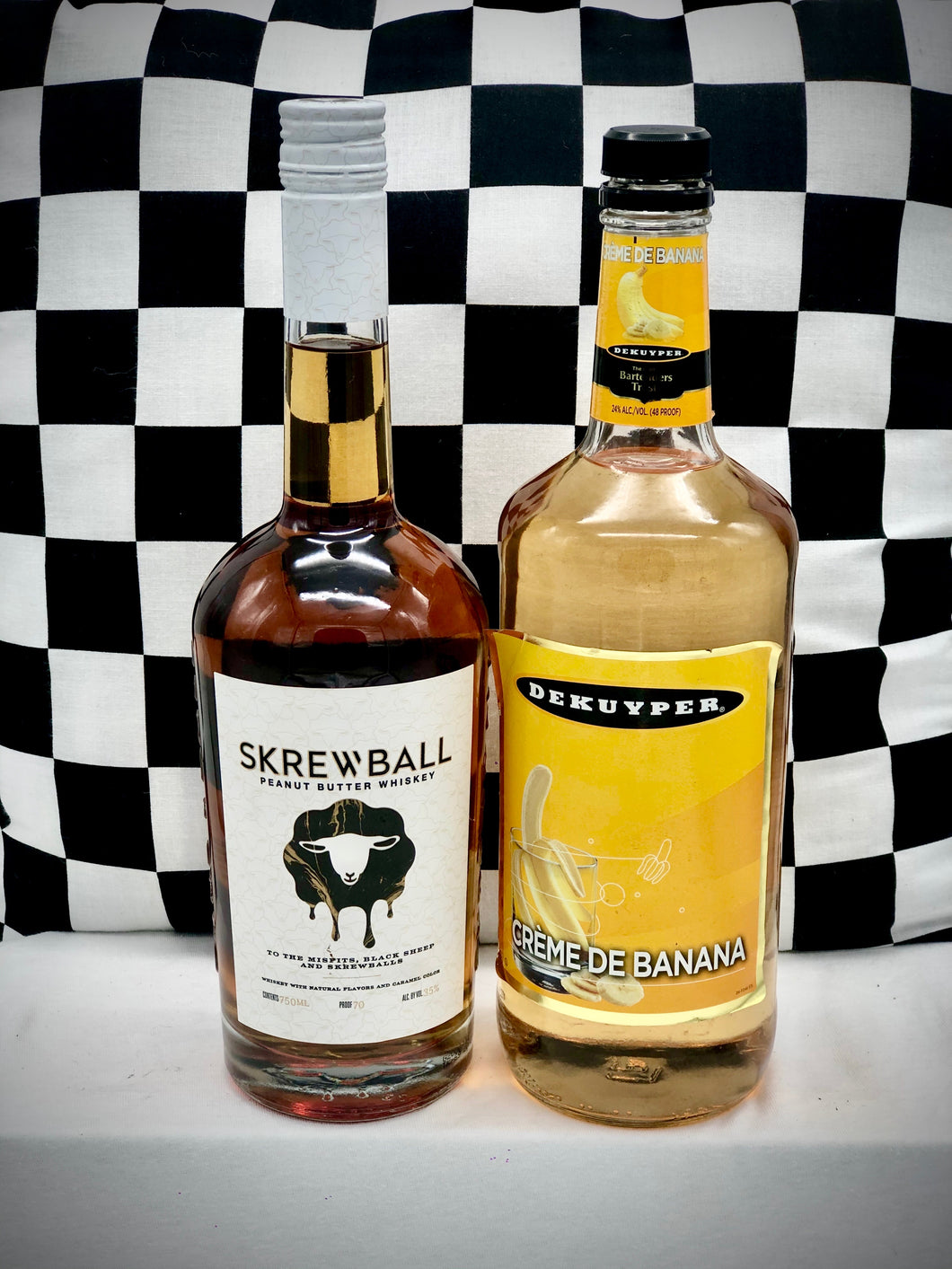 Shots | Screwball Peanut Butter Whiskey with Julia