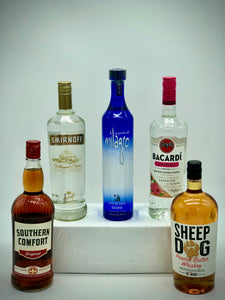 The FAB FIVE | You select 5 bottles