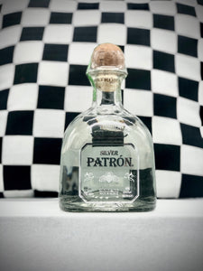 Select Liquor | Patron Tequila 1 Liter Silver