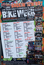 Load image into Gallery viewer, Bike Week 2020 Event Poster