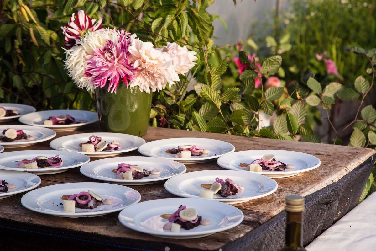 Gourmet Edible Flower Course for Business and Pleasure