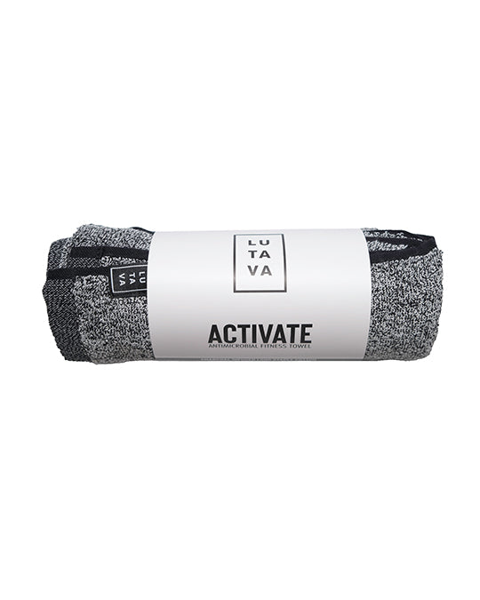 Charcoal Activated Fitness Towel