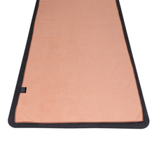 Load image into Gallery viewer, FLOW-ANITMICROBIAL MICROFIBER SUEDE YOGA TOWEL