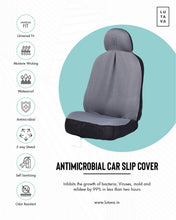 Load image into Gallery viewer, Antimicrobial Car Slip Cover