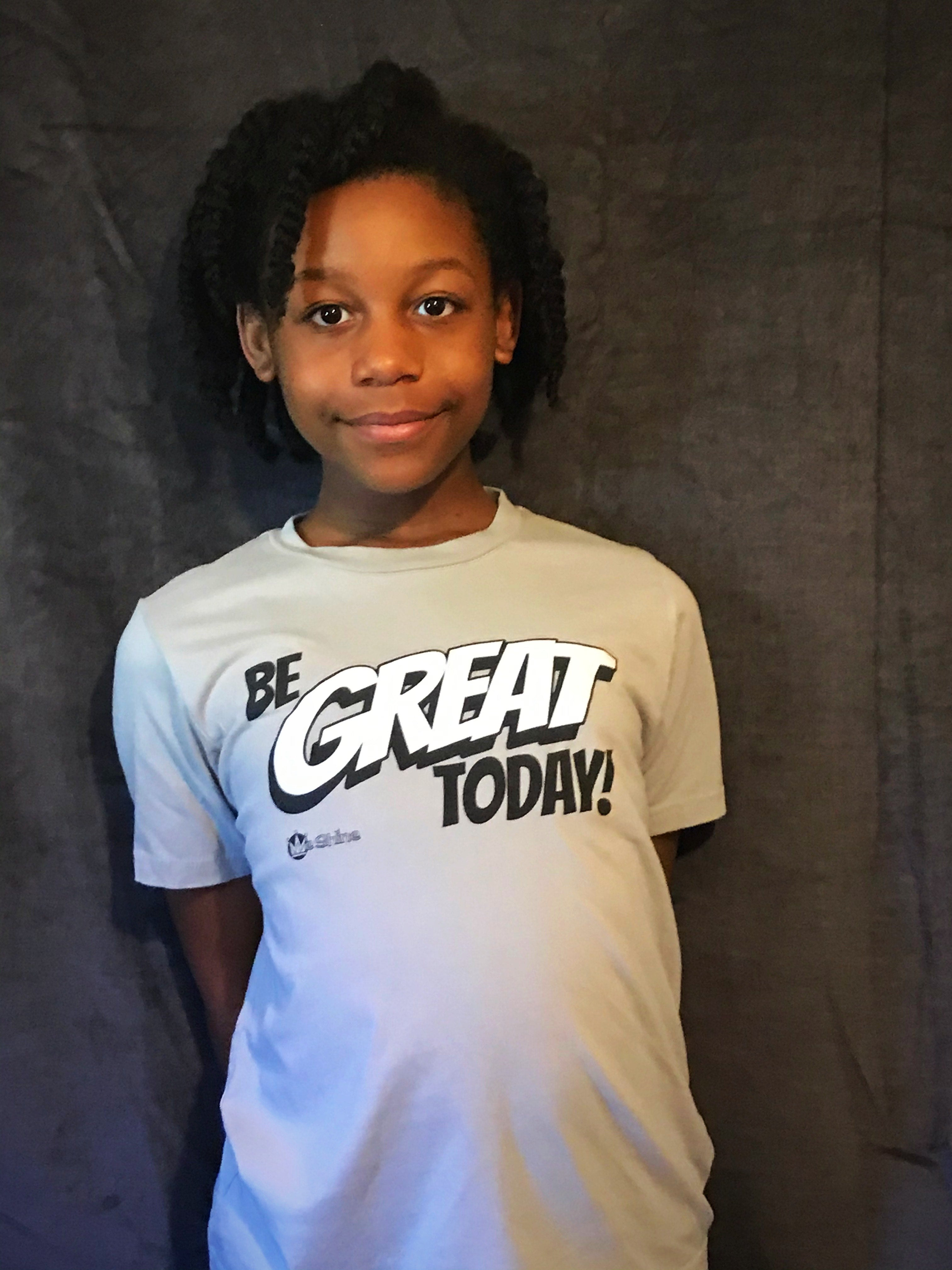 Be Great Today!  - Short Sleeve Tee