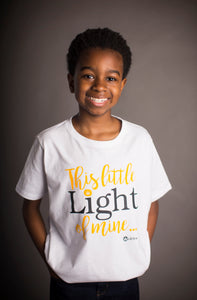 This Little Light of Mine  - Short Sleeve Tee