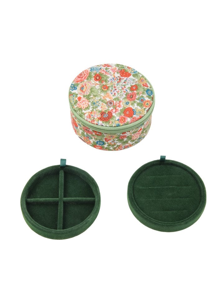 Liberty Jewlery box Round Elysian