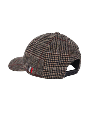 Piece Wool Baseball Cap